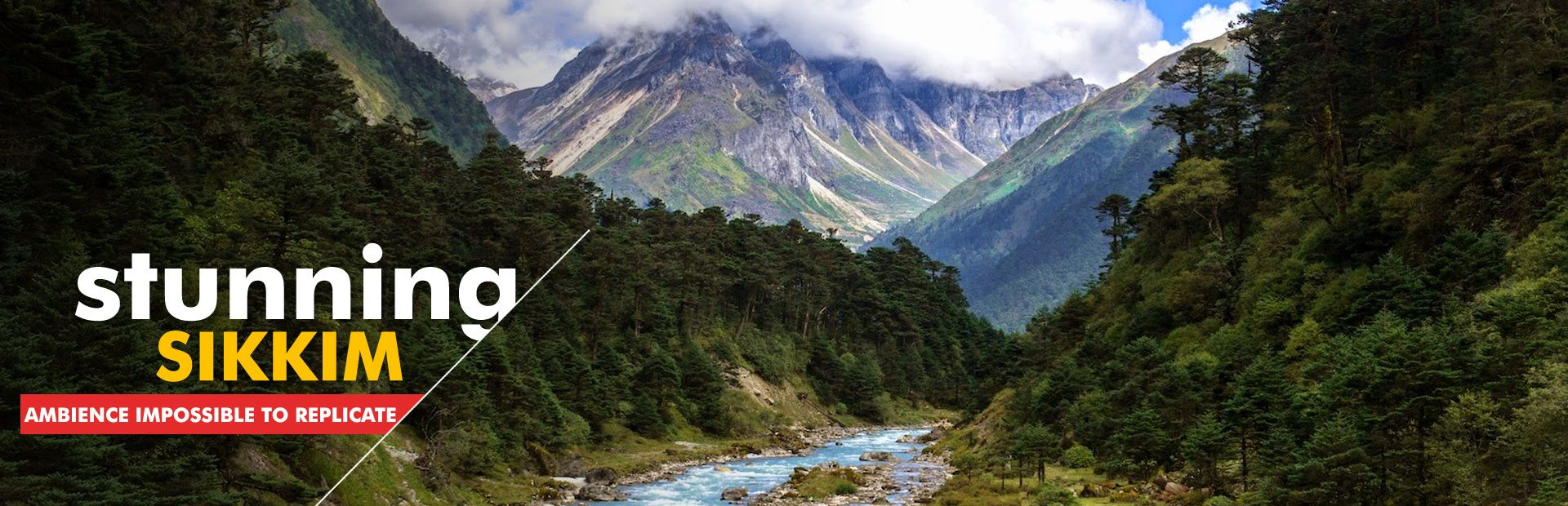 Sikkim Tours & Travel - RS Travels