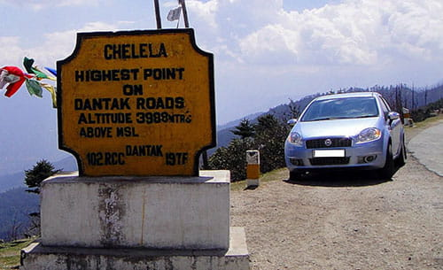 Worryfree journey with Taxi Services in Bhutan