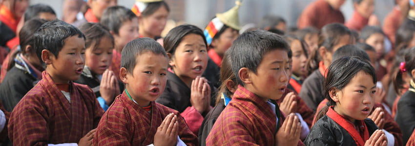 Taxi services in Bhutan helps you the the life in Bhutan