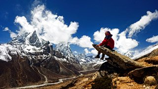 Explore the Himalayas